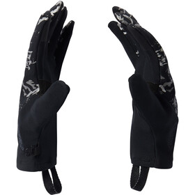 Mountain Hardwear WindLab Gore-Tex Infinium Stretch Handschoenen, black reflective